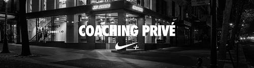 coaching privé nike