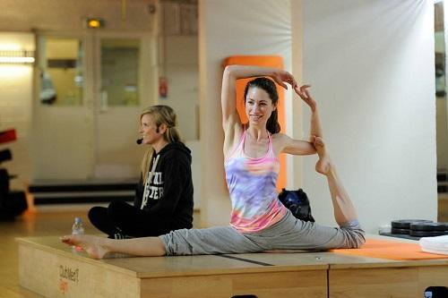 strala yoga au CMG Sports Club