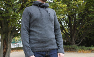 {Tricot} Le pull Cosy Hubby