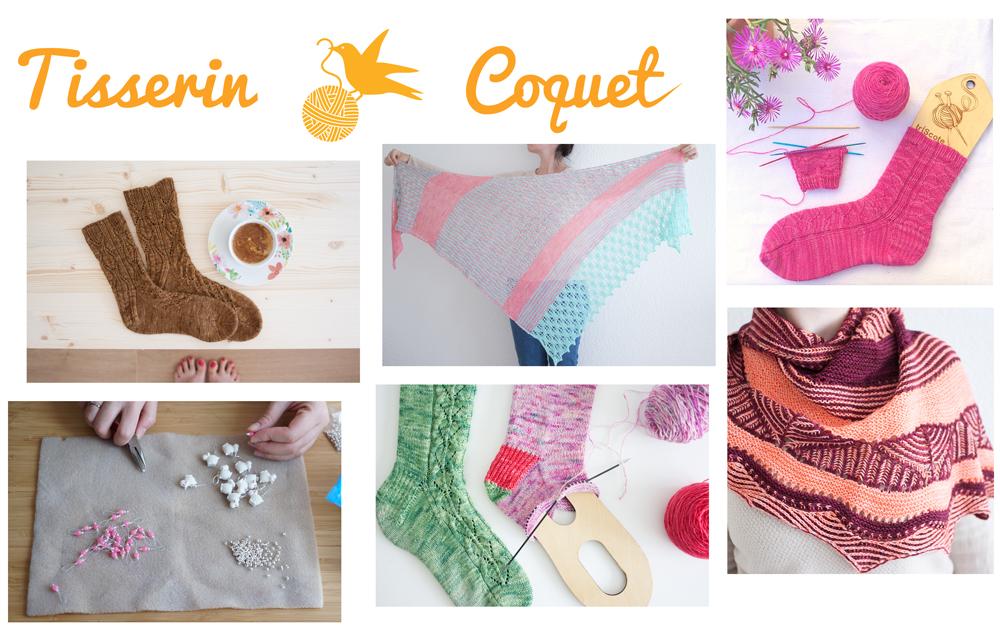 {Interview} Tisserin Coquet, designer tricot