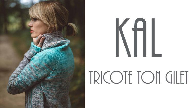 {Tricot} KAL Tricote ton gilet