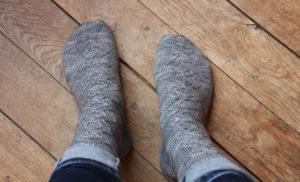 {Tricot} Les chaussettes de Remus Lupin – patron pour Écheveau Solidaire
