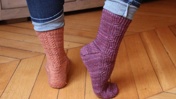 {Tricot} Betty socks