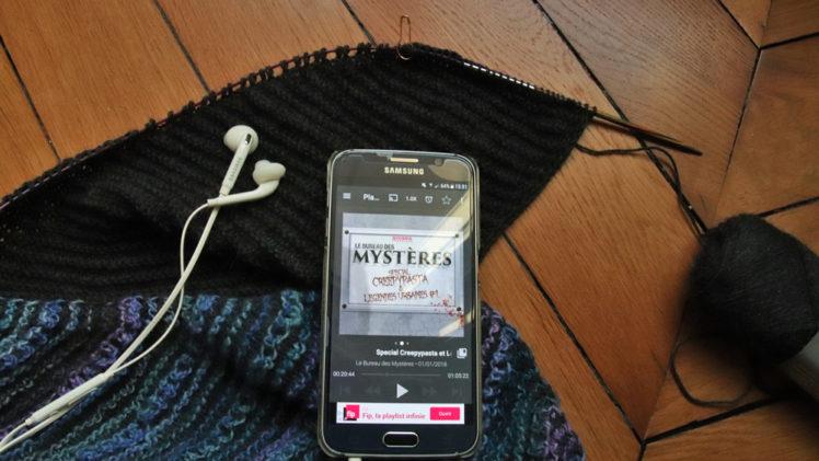 Des podcasts dans mes oreilles #1