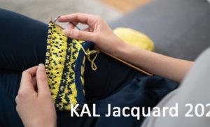 {Tricot} KAL Jacquard 2020