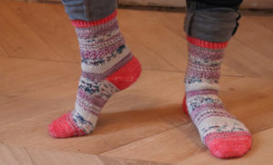 {Tricot} Scrap'N'Play socks