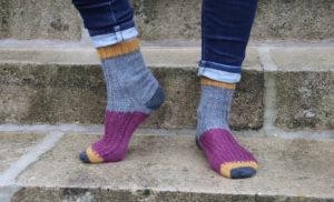 {Tricot} Les chaussettes Skyline
