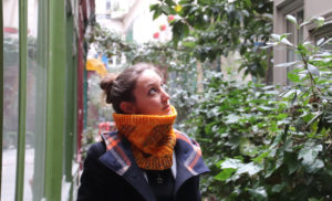 {Crochet} Inbound Cowl – KnitCrate Box Janvier 2020