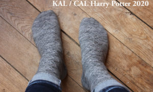 {Tricot – Crochet} KAL / CAL Harry Potter 2020