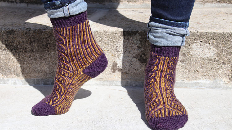 {Tricot} Honeydukes serves brioche too socks