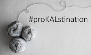 {Tricot – Crochet} ProKALstination