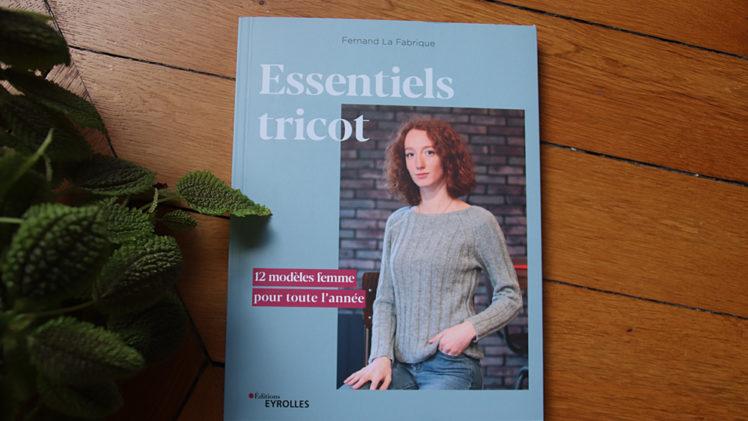 {Livre} Essentiels tricot
