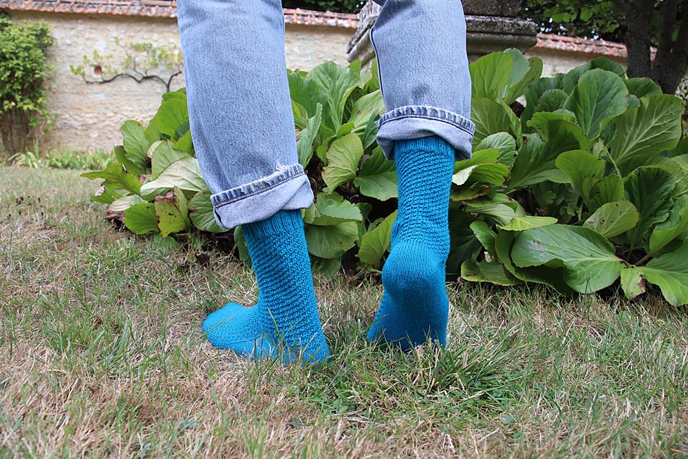 {Tricot} Daddy's socks