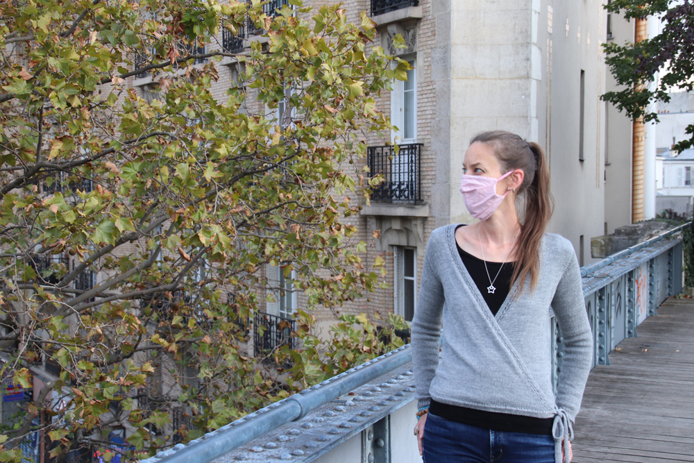 {Tricot} Le gilet Aster