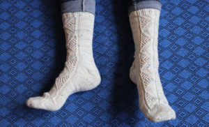 {Tricot} Sparkle Pop Socks – KnitCrate juillet 2020