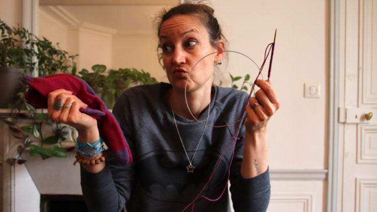 {Tricot} Tricoter en rond avec le magic loop + conseils