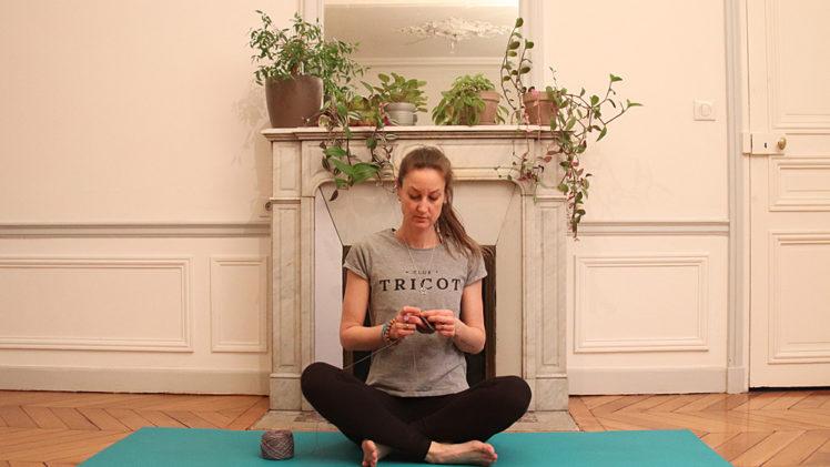 Knit & Yoga #1 // Deux patrons de chaussettes