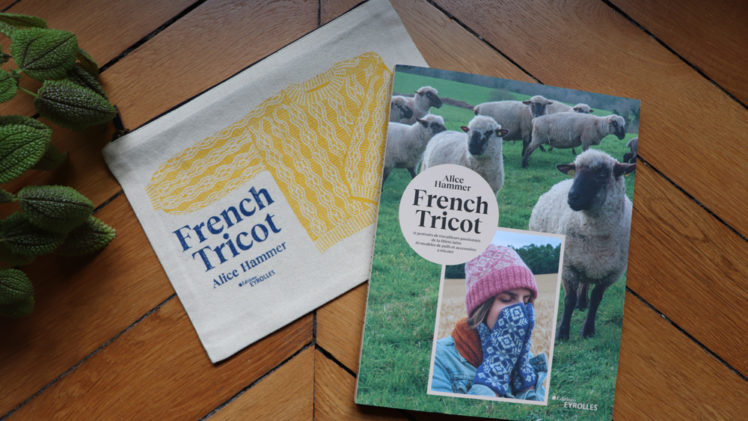 {Livre} French Tricot d'Alice Hammer